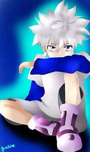 killua zoldyck mi personaje favorito :3 | Killua, Hunter x ...