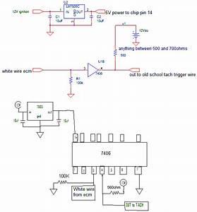 Autometer Diesel Tach Adapter