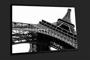 Tableau Photo Noir Et Blanc : 17 best images about tableaux modernes en noir et blanc on ~ Melissatoandfro.com Idées de Décoration