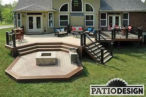 Terrasse En Anglais : patio design construction et design de patios et terrasses en azekc ~ Preciouscoupons.com Idées de Décoration