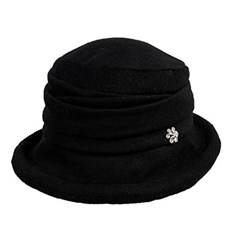 Felt Women's Hat: Amazon.com