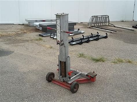 Gray 100 Portamatic Air End Lift Jack Bigiron Auctions