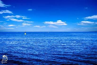 Ocean Sea Sky Nature Clouds Caribbean Sunlight