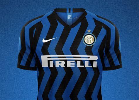 Jersey Home Inter Milan 2020 - Jersey Terlengkap