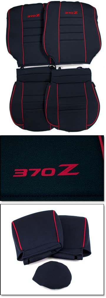 motorsport sport seat covers coupe nismo model