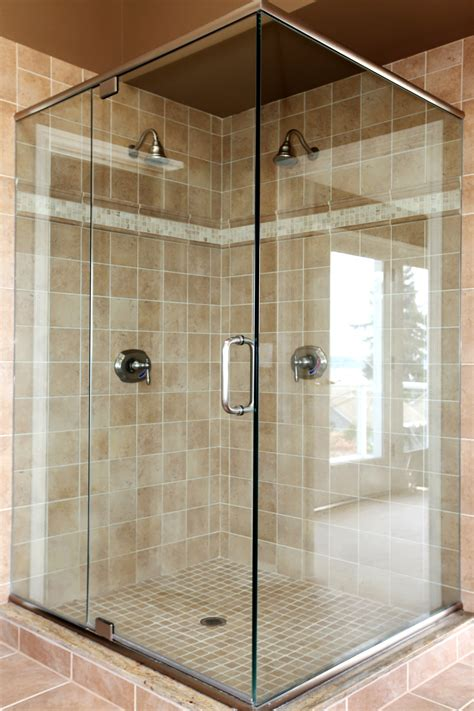 maryland glass  mirror company custom shower enclosures