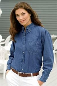 Appealing women denim shirts - fashionarrow.com
