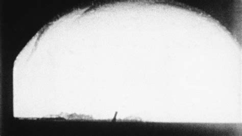 Nuclear weapons testing hot topic 75 years after test