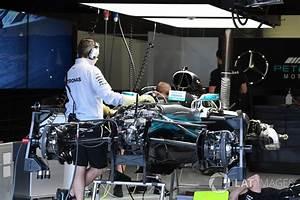 Garage Mercedes 94 : mercedes benz f1 w08 in the garage gp da gr bretanha fotos f rmula 1 ~ Gottalentnigeria.com Avis de Voitures