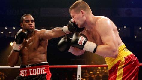 eddie chambers dominates alexander dimitrenko  earn shot