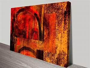 Abstract Modern Canvas Prints Australia