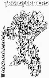 Coloring Pages Bumblebee Cool sketch template