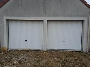 Remplacement porte de garage for Remplacement porte de garage