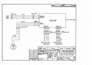 Electrical Schematic For Hydraulic Press  Electrical  Free