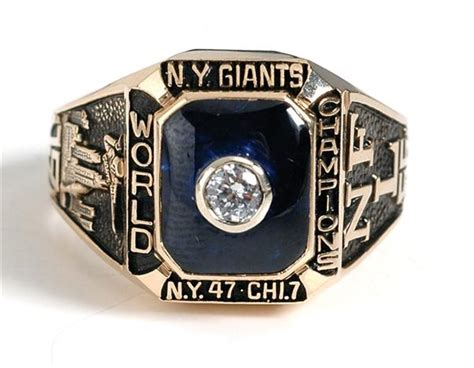 the 1956 new york giants