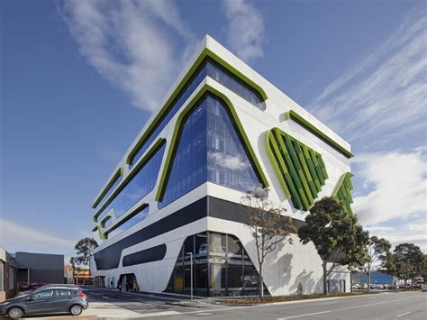 office building designed  activate melbournes