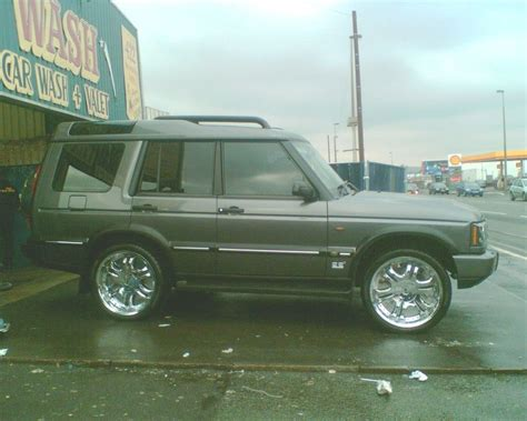 2004 Land Rover Discovery Specs by Detat69 2004 Land Rover Discovery Specs Photos