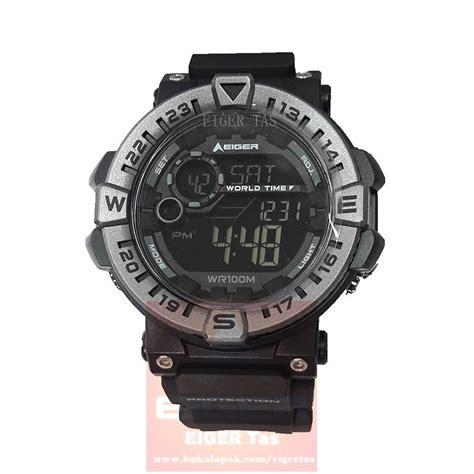 Eiger Jam Tangan Iyw086 jual jam tangan digital eiger n82901 tali cadangan di