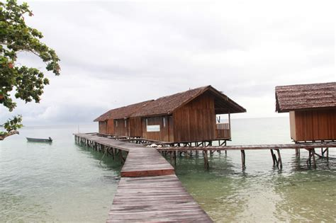 Waigeo And The World's Cheapest Overwater Bungalows