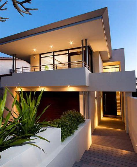 Extreme Modern Home Plans  Home Design And Style