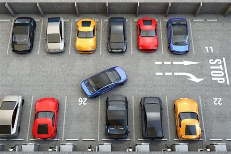 High-tech car parks are around the corner