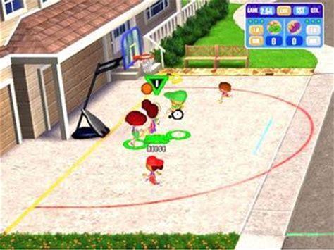Backyard Basketball Characters by Backyard Basketball Bomb