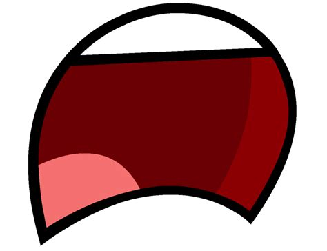 Cartoon Mouth Frown Clipart Clipground