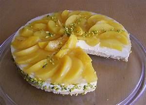 Torte Mit Frischkäse : erfrischende pfirsich frischk se torte rezept mit ~ Lizthompson.info Haus und Dekorationen