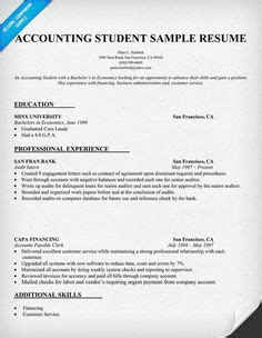 Accountant Resume Exles by Bookkeeper Resume Sle Resume Sles Across All