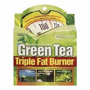 Buy Applied Nutrition Green Tea Triple Fat Burner Liquid Softgels In Canada