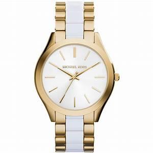Michael Kors Uhr Weiss. uhren mit metallband g nstig kaufen