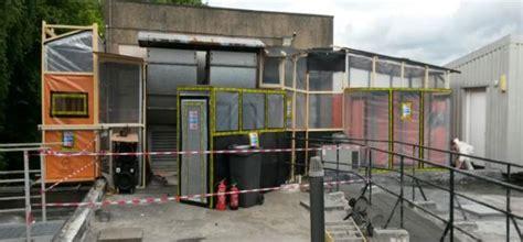 asbestos insulation board removal hospital bristol