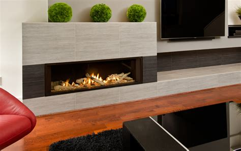 linear gas fireplace linear contemporary fireplaces archives friendly