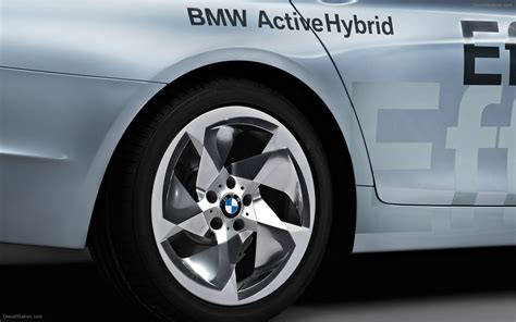 Bmw Series 5 Active Hybrid Concept 2018 Widescreen Exotic