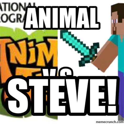 Animal Jam Memes - animal jam v s steve