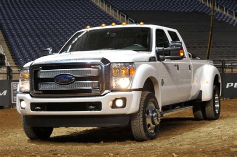2012 Ford F350 Super Duty  Information And Photos