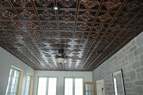 4 X 8 Drop Ceiling Panels by Faux Tin Antique Ceiling Tiles By Www Talissadecor Com