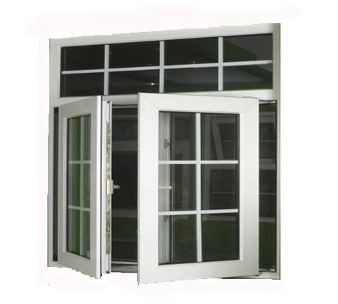 series aluminum casement window