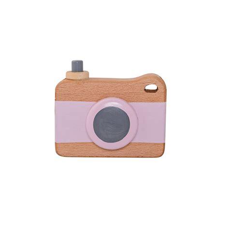 appareil photo chambre appareil photo en bois poudré bloomingville pour