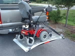 Power Wheelchair Lifts for Trucks