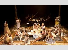 L'Orfeo Production Main Stage Theater Ithaca College