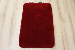Kleine Wolke Badteppich Rot : badteppich kleine wolke relax rubin 60x100 cm rot badematte ~ Bigdaddyawards.com Haus und Dekorationen