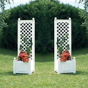 Jardiniere Avec Treillis Carrefour : la jardini re avec treillis vous aide r aliser une ~ Dailycaller-alerts.com Idées de Décoration