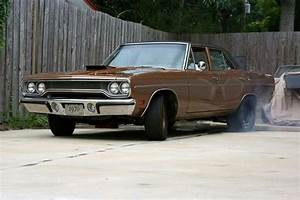 1970 Plymouth Satellite 4 Door 440 4 Speed Dana 60 With A Air Grabber Hood