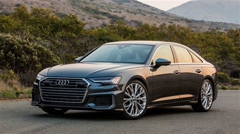 2020 the audi a6 2020 audi a6 horsepower redesign specs price release