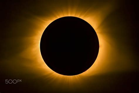 solar eclipse photography inspiration