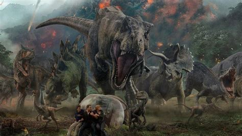 Jurassic World 3 Drehstart Und Neuer Titel Zum Finalen