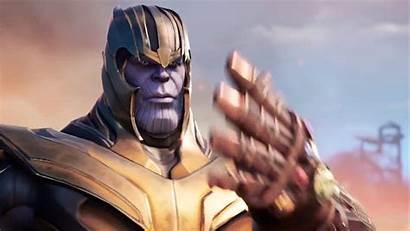 Thanos Fortnite Endgame Avengers Battle Got Returns