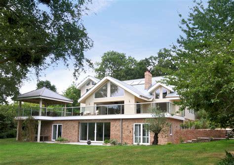 Home Design Uk : Timber Frame Contemporary Design
