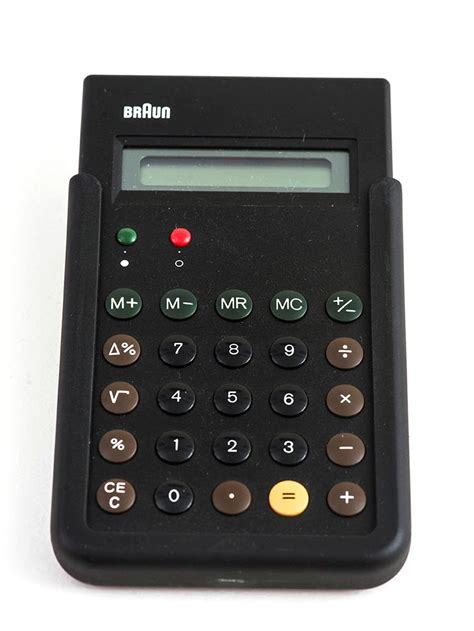 braun calculator philip johnson glass house  store
